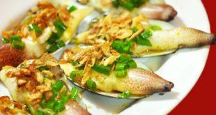 Quảng Ninh với 5 món hải sản tên nghe lạ tai trên đảo Quan Lạn