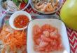 Cách làm gỏi bưởi tôm thịt thơm ngon, đơn giản nhất tại nhà