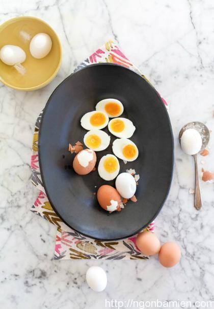 5 sai lầm phổ biến khi luộc trứng nhiều người mắc phải - Ảnh 2