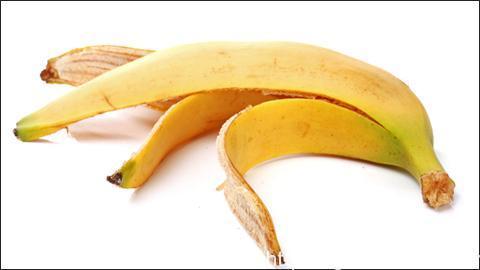 Mặt nạ để dưỡng da, trị mụn được tận dụng từ vỏ chuối